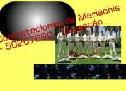 Mariachi en Coyoacan T- 56146513