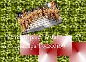 Mariachi para fiestas cuajimalpa tel.55.55260109