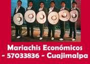 Mariachis económicos cuajimalpa t: 555-703-3836