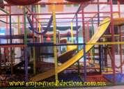 Diseño venta y fabricación de juegos infantiles