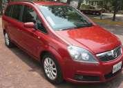 Chevrolet zafira 2006  $40,000 m.n.