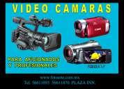 Videocamaras y camaras digitales ultimos modelos