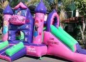 brincolines acuaticos , rockolas ,mobiliario y mas para tus eventos