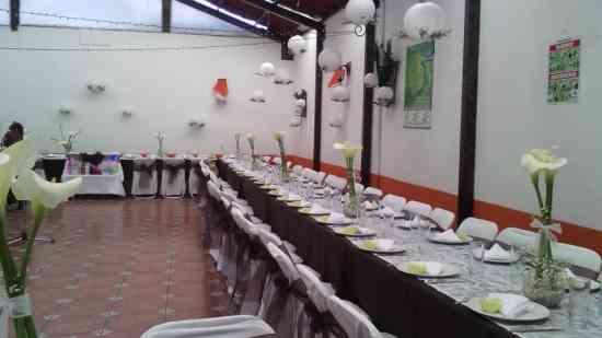 Salon De Fiestas Fiesta Jardin Queretaro Queretaro San Pedrito
