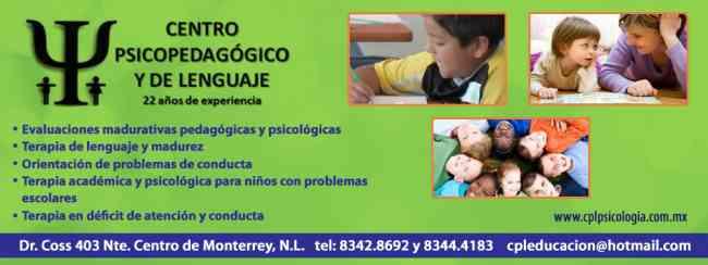 evaluaciones madurativas y de lenguaje