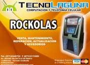 Reparacion de rockolas y equipo electronico