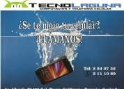 Reparaciones express para tu celular