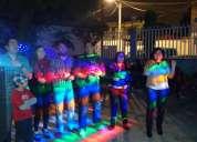 Alquiler de luz y sonido para fiestas en el df