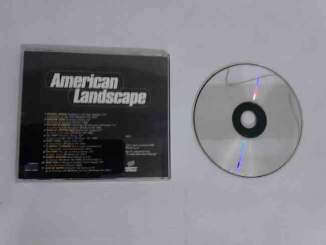Disco cd musica new age AMERICAN LANDSCAPE