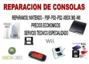 Servicio de reparacion en electronica general: