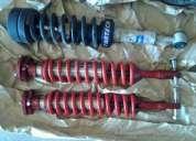 Amortiguadores frontales fabtech para f150 año 2004