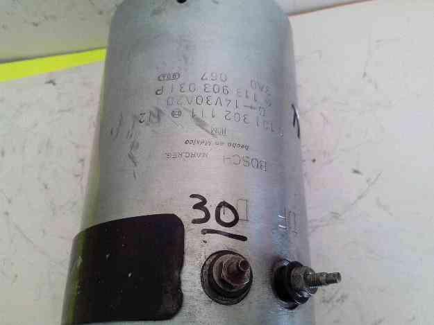 Vendo Generador de vw sedan 1970 a 1992, Buen estado!