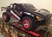 Vendo traxxas slash 2wd nuevo modelo, modificable, solo 290 dlls