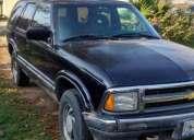 Vendo camioneta chevrolet blazer 95