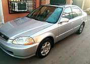 Vendo civic 1997 recien llegado
