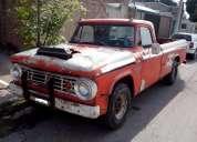 Solo para restauradores, dodge ram 200 1967,buenas condiciones!