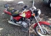 Venta de moto yamaha enticer 2012 chopper