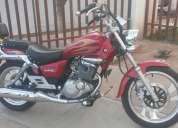 Venta de linda motocicleta suzuki buenas condiciones costo a tratar