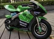 Vendo mini moto nuevas 2014