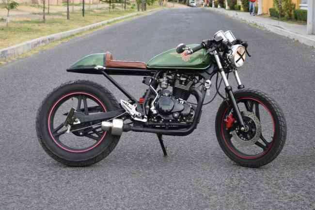 Vendo Moto Cafe Racer 200cc seminueva, Querétaro, Alamos ...