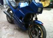 Vendo motocicleta honda de pista