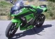 Vendo kawasaki ninja ex 300cc modelo 2013