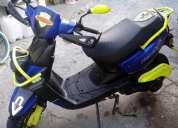 Vendo motoneta italika