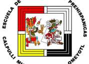 Danza azteca en el parque mestisaje