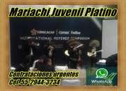 Mariachis economicos urgentes en tlalpan cel.5529443234 whatsapp de mariachis
