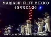 Telefono de mariachis urgentes en azcapotzalco 45980436