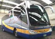 Renta de autobuses grupo marvi