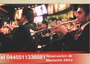 Anuncios publicitarios de mariachis cel 0445511338881 servicio por  san bernabe m.contreras