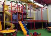 Venta de juegos infantiles y mantenimiento