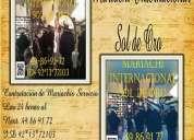 Telefono de mariachis en el rosario azcapotzalco | 49869172 | urgentes