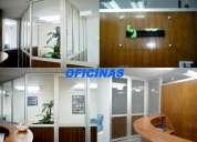 oficinas ejecutivas físicas en renta