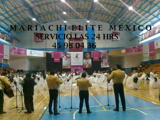 MARIACHIS A DOMICILIO EN EL DF | 45980436 | URGENTES