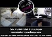 Salas lounge monterrey san nicolas zona anahuac republica mexicana escobedo