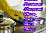 Limpieza sirvientas confiables 5534616001