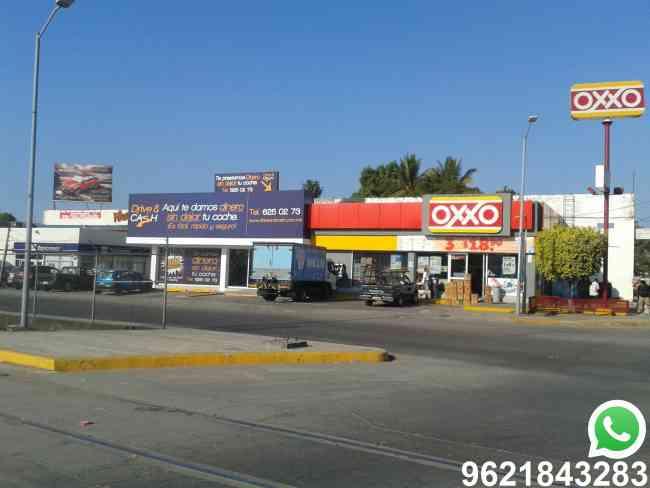 Renta de Locales en Tapachula