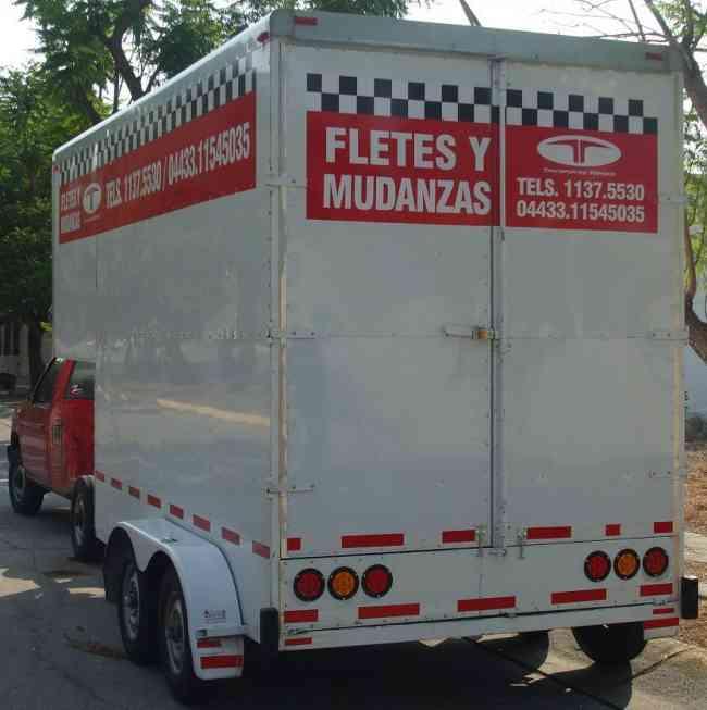 FLETES Y MUDANZAS TR – tel 13710066
