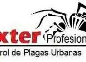 Fumigacion, desinfeccion y control de plagas