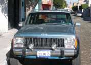 Se vende jeep cherokee 4x4 impecable