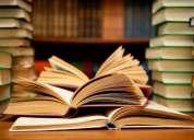 Compro libros usados y bibliotecas completas