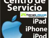 Reparacion de ipad, ipod, iphone, macbook todas las versiones