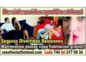 Sexo en vivo 7442170834 reuniÓn de parejas swinger cama para cuatro