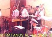 Marimba en vivo solo al 55-2969-3083