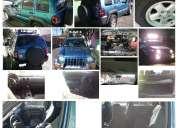 Poderosa jeep liberty 2004