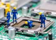 Reparación profesional de equipos de cómputo y apple