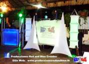 Mini disco, dj para fiestas, karaoke, salitas lounge!