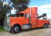 Camion internacional año 1995 torton con grua de arrastre 40 ton
